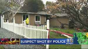 Vacaville Suspect Fatally Shot By Police After Stabbing, Arson Monday Night [Video]