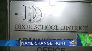 Vote Will Decide Whether Marin's Dixie School District Changes Its Name [Video]