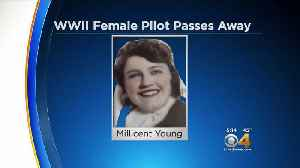 Colorado Woman Who Flew During WWII Passes Away [Video]