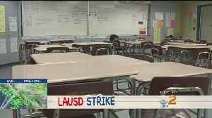 More Students Back In Class For Day 2 Of LA Teachers Strike [Video]