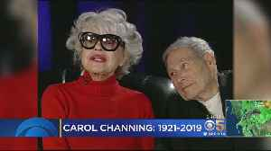 Broadway Icon And San Francisco Native Carol Channing Dies At Age 97 [Video]