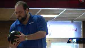 Man strikes his way into bowling record book [Video]