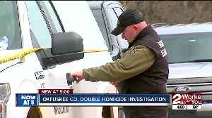 Okfuskee County double homicide investigation [Video]