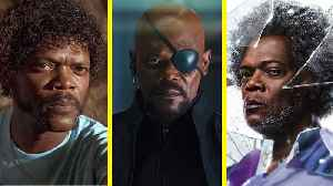 The Evolution of Samuel L. Jackson [Video]