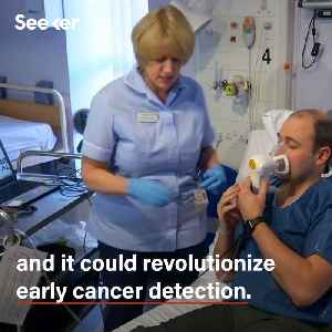 A Breathalyzer to Detect a Variety of Cancers [Video]