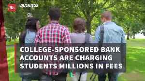 Are College Students Getting Ripped Off By Banks [Video]