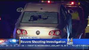 1 Shot, 1 Assaulted In Disturbance At Revere Home [Video]