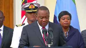 Kenyan forces kill all militants involved in Nairobi hotel attack, says president [Video]