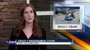 1 killed, another injured in W Yellowstone snowmobile crash [Video]
