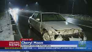 PennDOT: Unexpected Flash Freeze Caused Icy Conditions [Video]
