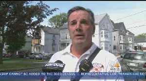 Police Arrest Allegedly Drunk Fall River Fire Chief After Brief Chase [Video]