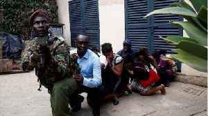 News video: Kenyan Forces Kill Terrorists Who Stormed Hotel, Killed 14