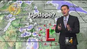 Mountain Snow, Front Range Clouds [Video]
