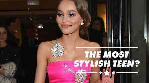 Lily-Rose Depp's 5 best fashion moments [Video]
