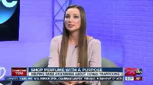 Shop perfume with a purpose [Video]