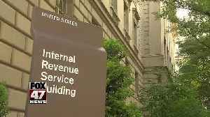Majority of IRS employees to return to work for tax refund season; employees will go unpaid [Video]
