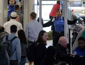 News video: Airlines Forced To Consolidate Resources As TSA Officers Call Out Sick Amid Shutdown
