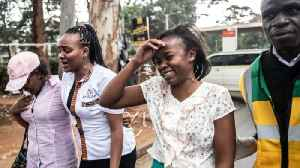 News video: Death Toll in Kenya Hotel Attack Rises