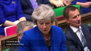 British PM May: We are leaving the EU on March 29 [Video]