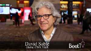 'Golden Age' Of Television Requires Better Advertising: Y&R's Sable [Video]