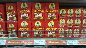 Sun-Maid CEO Is Trying to Bridge the Raisin's Generational Gap with First Ad Campaign in 10 Years [Video]