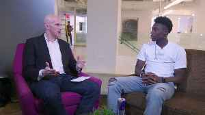 Alphonso Davies On Joining Bayern Munich [Video]