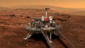 China Makes Plans To Land Robot On Mars [Video]