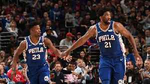 Jimmy Butler, Joel Embiid Have Fun at T-Wolves' Expense [Video]