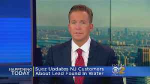 Water Company Detects Higher Lead Levels In Some New Jersey Homes [Video]