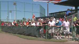 Orioles To Honor 1 Millionth Fan To Attend Spring Training Games [Video]