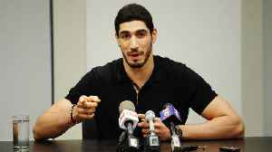 Enes Kanter Explains Conflict With Home Country of Turkey [Video]