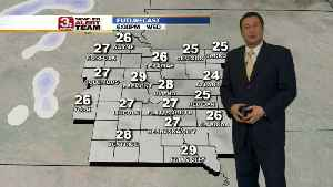 Ryan's Afternoon Forecast [Video]