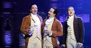 Jimmy Fallon Takes the Hamilton Stage with Lin-Manuel Miranda in Puerto Rico [Video]