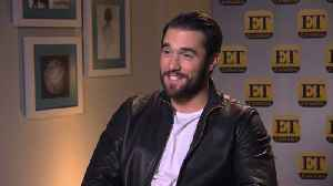 Josh Bowman Talks 'Escaping The Madhouse' [Video]