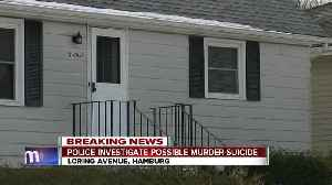 Hamburg police are investigating an apparent murder-suicide [Video]