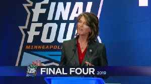 NCAA Officials Announce Final Four Events For Minneapolis [Video]