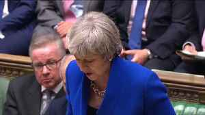 News video: May's government wins confidence vote