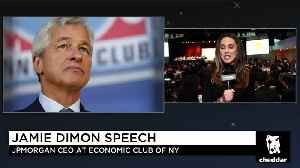 JPMorgan's Jamie Dimon: The U.S. Should Work with China to Make the World Better [Video]