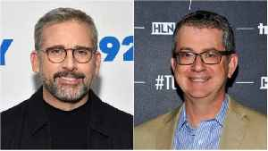 News video: Steve Carell and Greg Daniels Co-Create Netflix Comedy About Trump's 'Space Force' | THR News