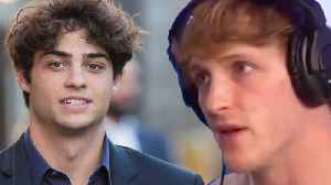 Noah Centineo BASHED For Praising Logan Paul! [Video]