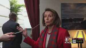 Pelosi Asks Trump To Delay State Of The Union Speech Due To Shutdown [Video]