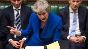 News video: PM May Wins Confidence Vote, Looks To End Brexit Stalemate