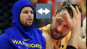 Bucks Co-Owner REVEALS Warriors Tried TRADING Steph Curry For Andrew Bogut! [Video]