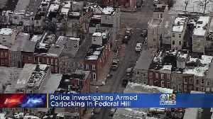 Woman Carjacked In Federal Hill, Police Say [Video]