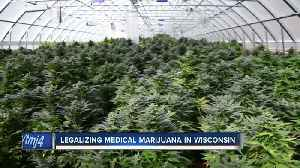 Wisconsin Attorney General Josh Kaul says he is an advocate for legalizing medical marijuana [Video]