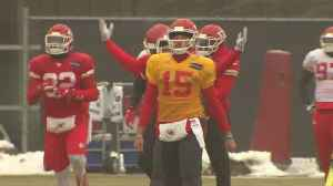 Chiefs defense ready, excited for cold weather game [Video]