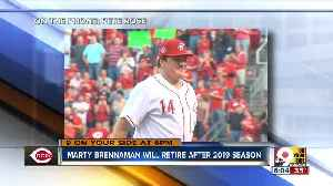 Pete Rose talks about Marty Brennaman [Video]