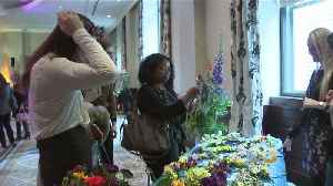 Philly Flower Show Gets Underway In Two Months [Video]