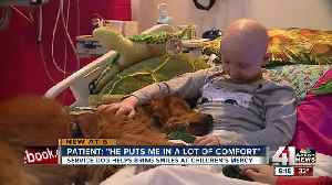 Treatment at Children's Mercy sometimes takes 4 legs [Video]