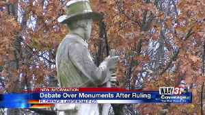 Judge Overturns Confederate Monument Protection [Video]